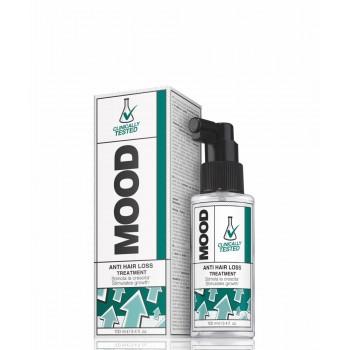 Лосьон-спрэй от выпадения волос MOOD Anti Hair Loss Treatment.