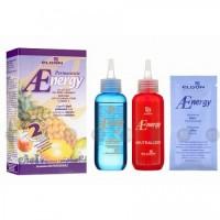 AЕnergy №2 - Перманентная безаммиачная завивка для тонких, окрашенных, химически обработанных волос