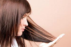 Как уменьшить жирность волос?